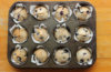 Blueberry season is here: cooking muffins